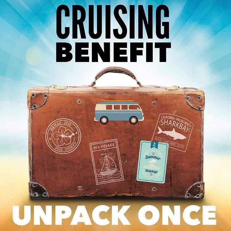 Cruises rock
